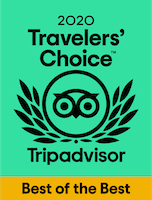 TripAdvisor Travellers Choice 2020 Best of the best